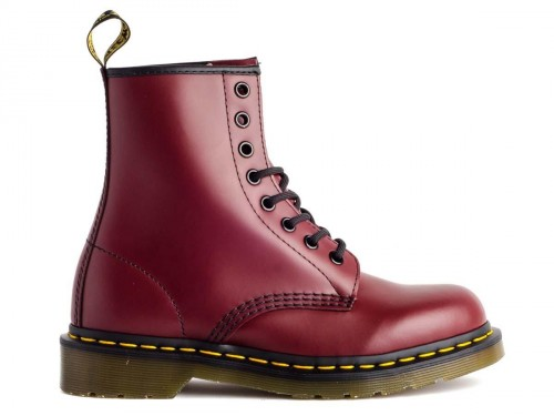 Dr. Martens 1460 cherry red smooth